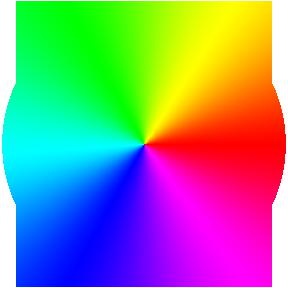 Colour wheels can help you choose your website's colour scheme