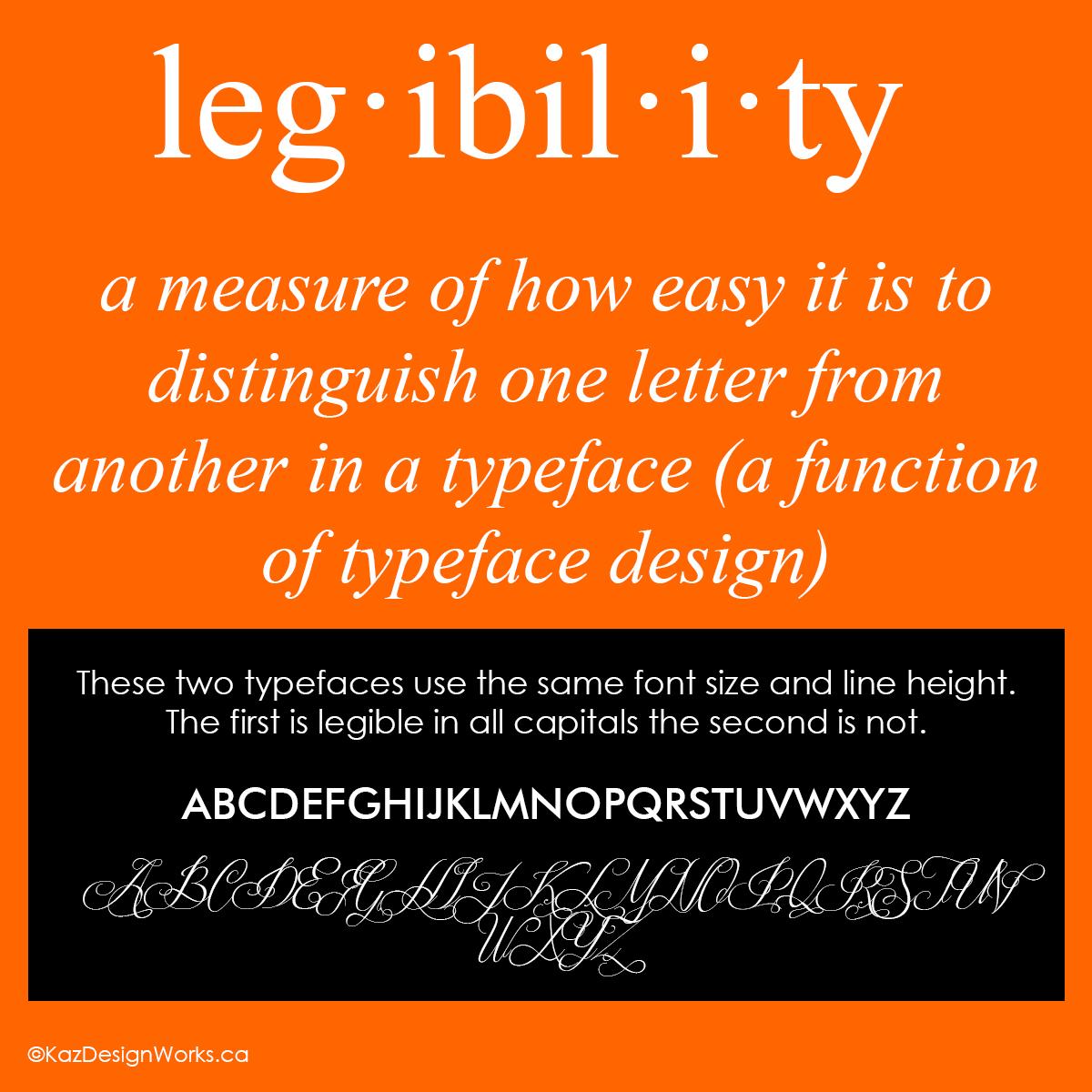 typeface archives kaz design works