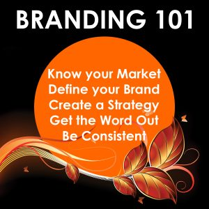 Branding yourself or your company