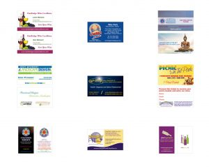 Graphic Design - Business Card Designs