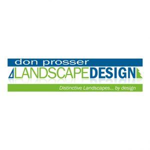 Don Prosser Landscape Design logo
