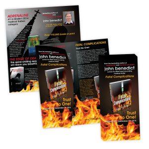 John Benedict MD Tri-fold Brochures