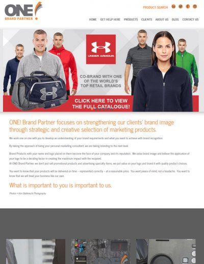 ONE Brand Partner