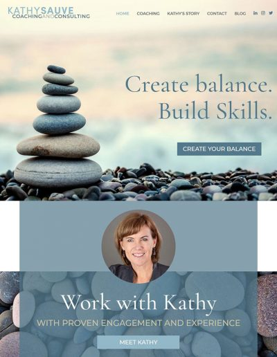 Kathy Sauve Consulting and Coaching